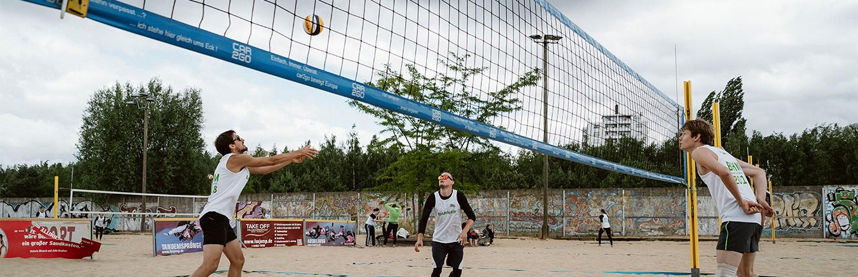Hochschulmeisterschaft im Beachvolleyball