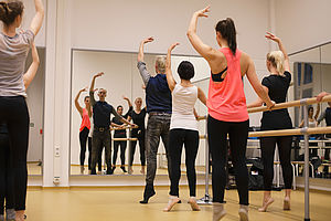 Ballett - Anleitungskurs