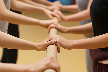 Ballettstange