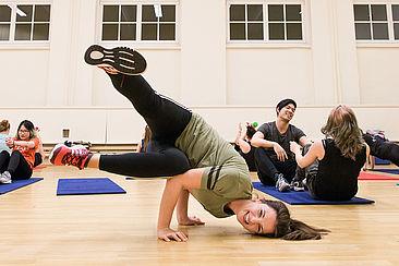 Fitness-Kurs