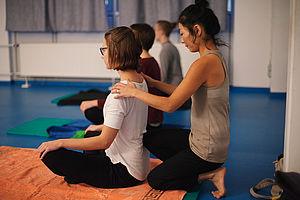 Kurs Yoga Entspannung