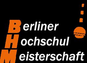 "Logo ""Berliner Hochschulmeisterschaft"""