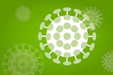 Illustration des Coronavirus